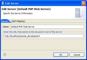 Edit Server